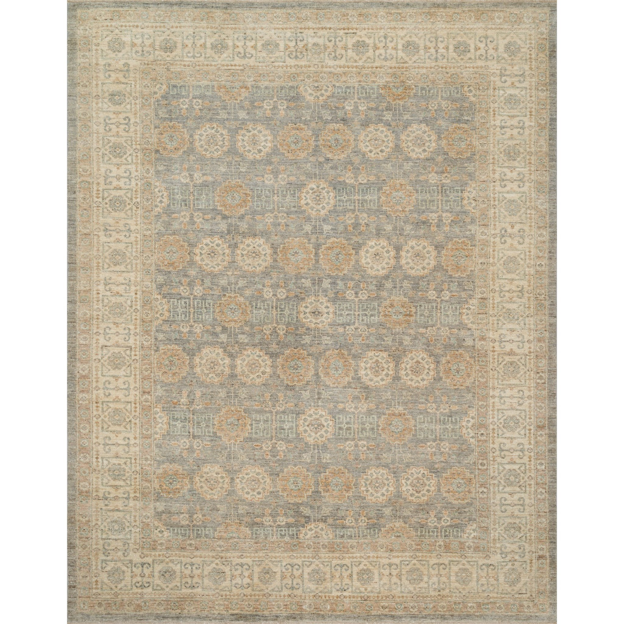 "Majestic 2'-6"" x 10'-0"" Runner by Loloi Rugs at Virginia Furniture Market"