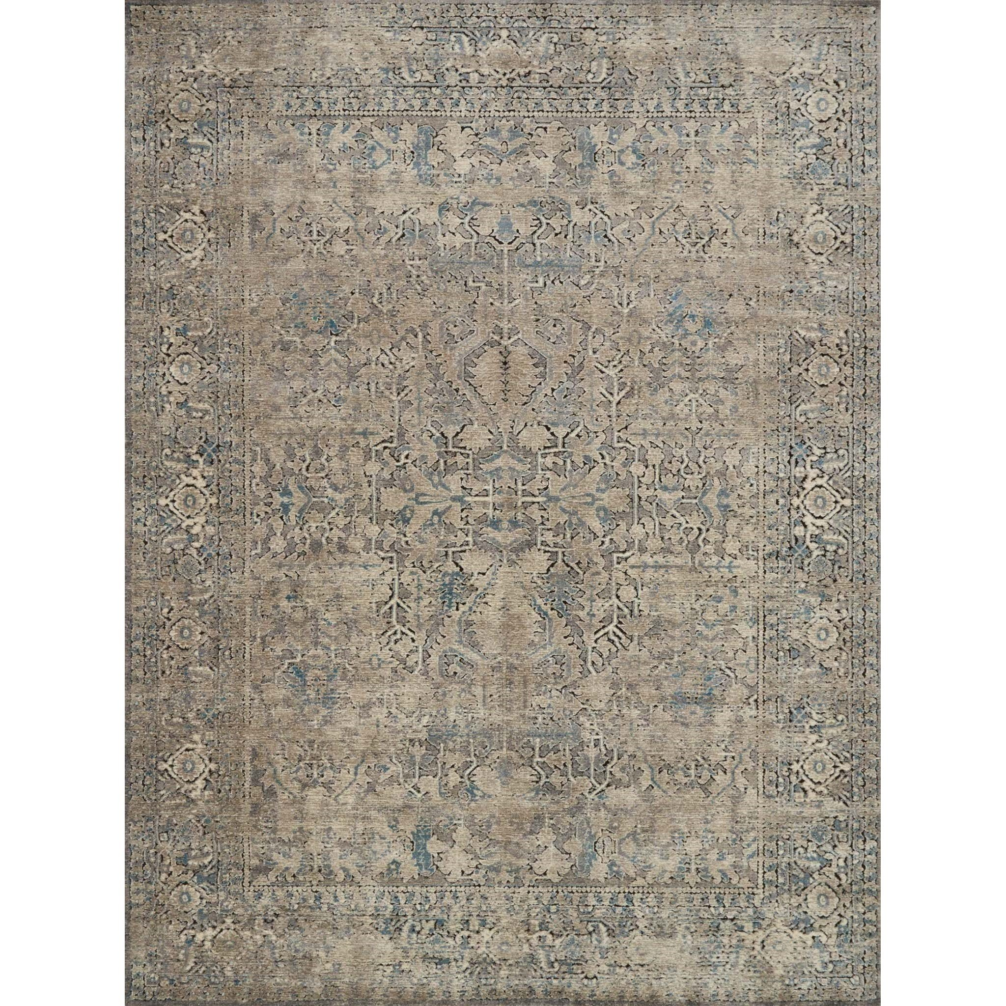 """Millennium 7'-7"""" X 7'-7"""" Round Rug by Loloi Rugs at Belfort Furniture"""