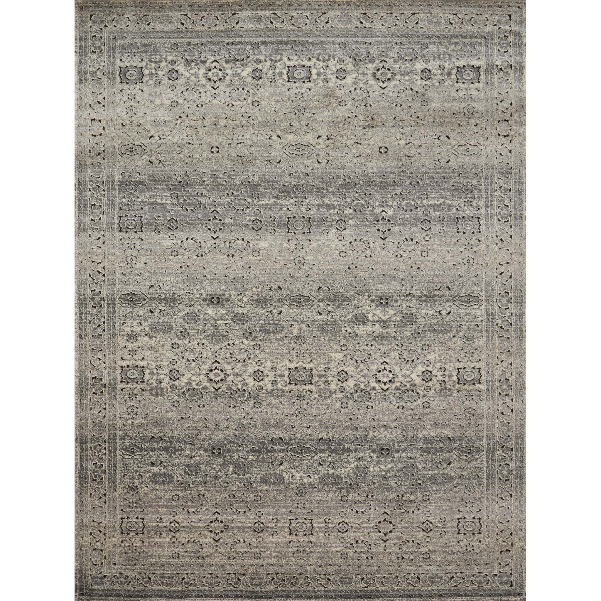"Millennium 6'-7"" X 9'-2"" Area Rug by Loloi Rugs at Virginia Furniture Market"