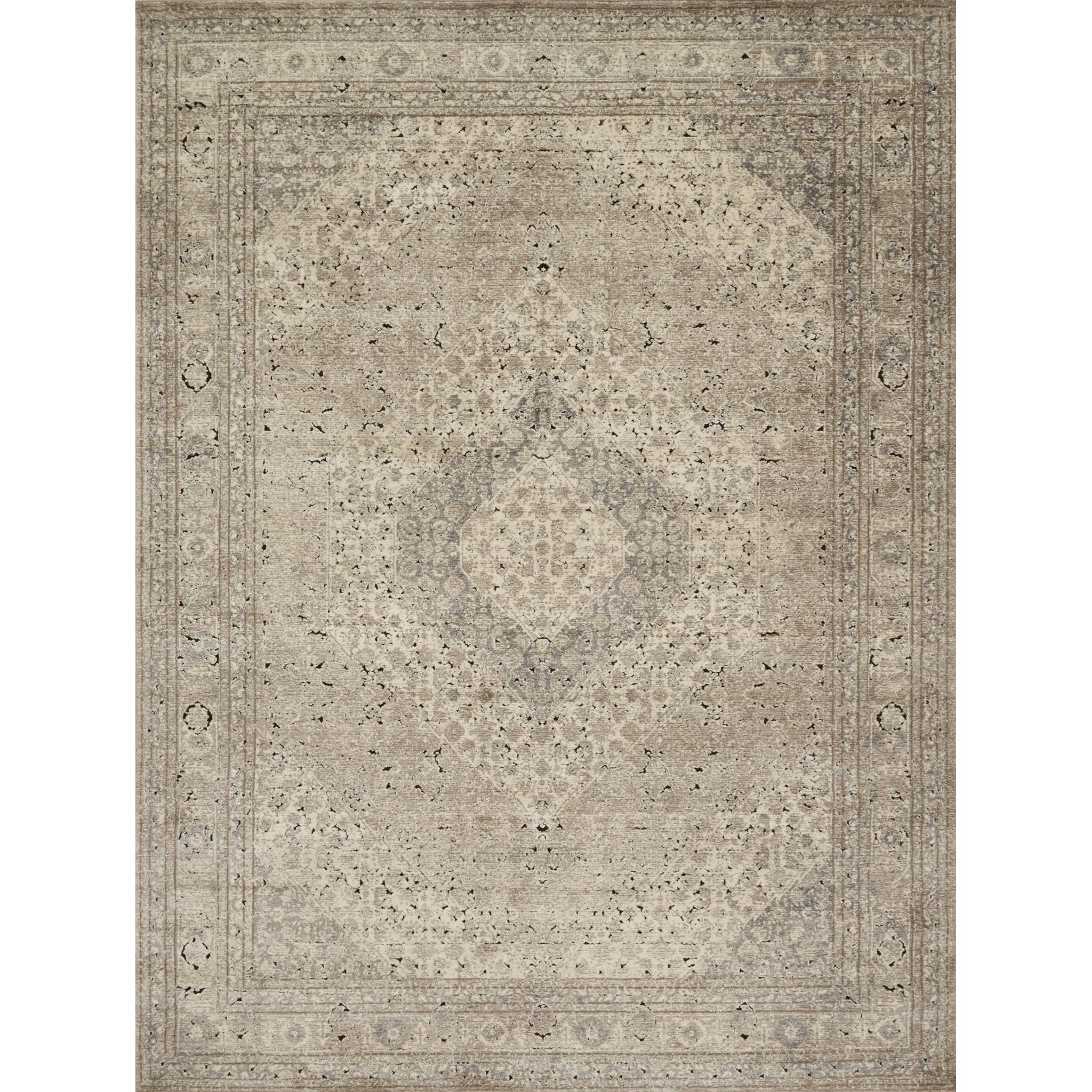 """Millennium 5'-3"""" X 7'-6"""" Area Rug by Loloi Rugs at Virginia Furniture Market"""
