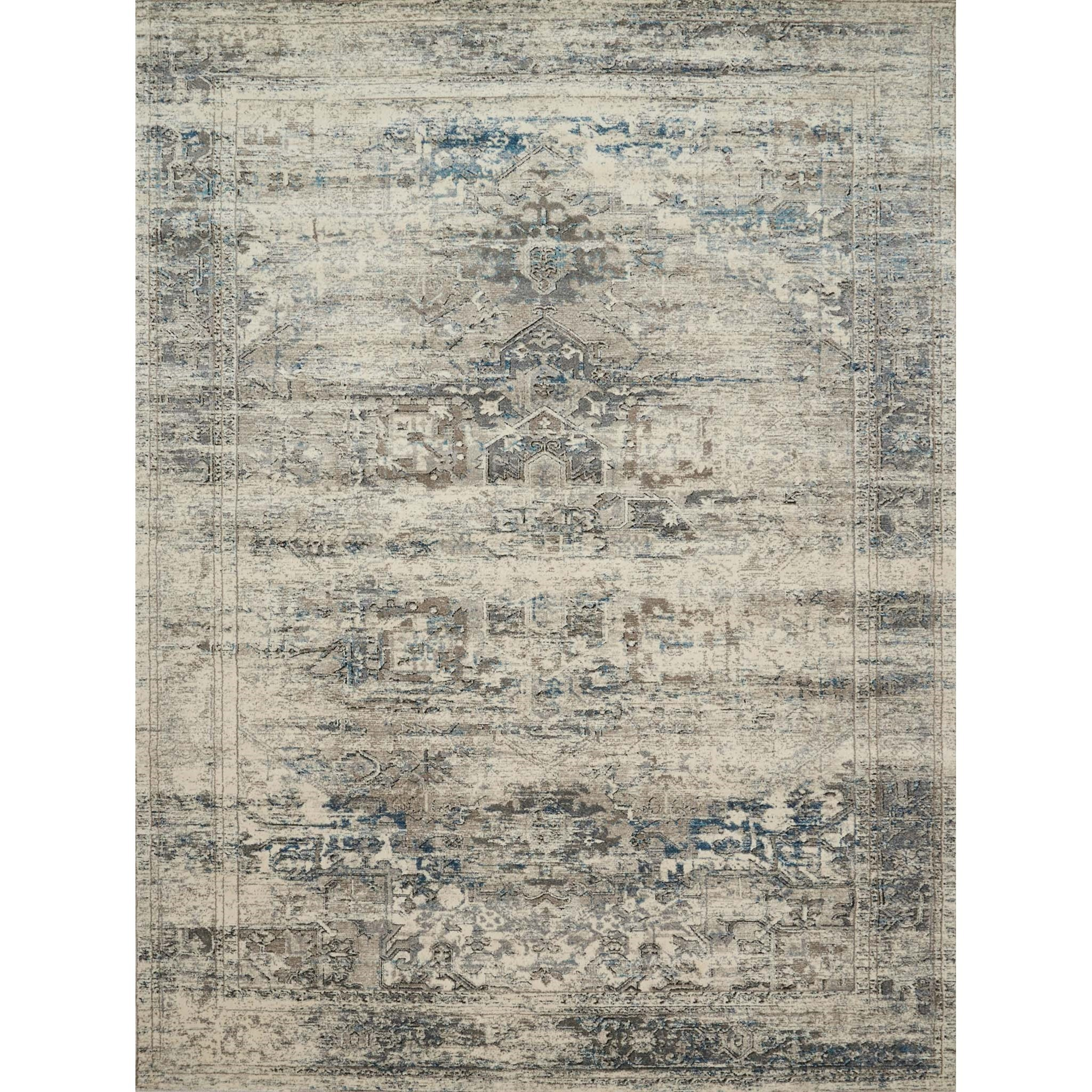 """Millennium 7'-10"""" X 10'-6"""" Area Rug by Loloi Rugs at Virginia Furniture Market"""