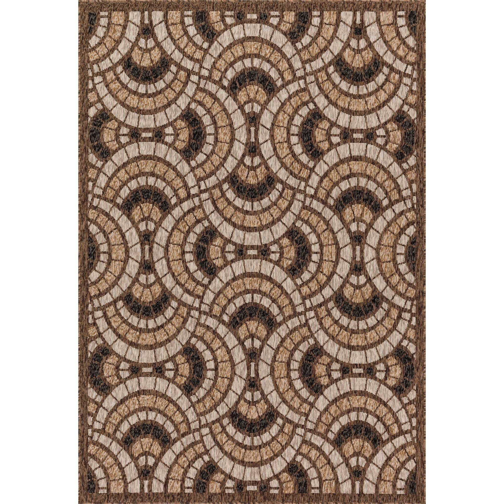 """Newport 5'-3"""" X 7'-7"""" Area Rug by Loloi Rugs at Virginia Furniture Market"""