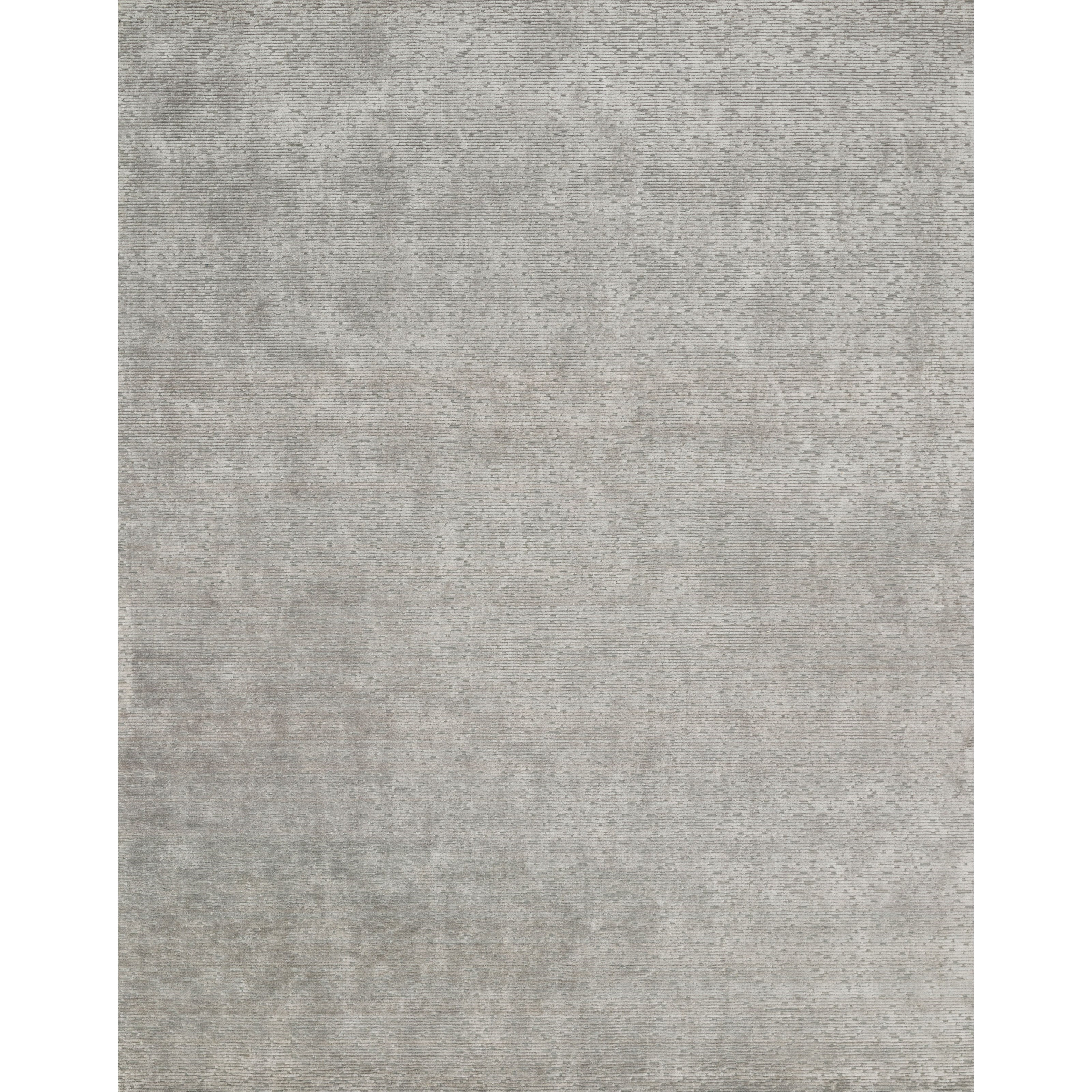 """Ollie 9'6"""" x 13'6"""" Grey Rug by Loloi Rugs at Virginia Furniture Market"""