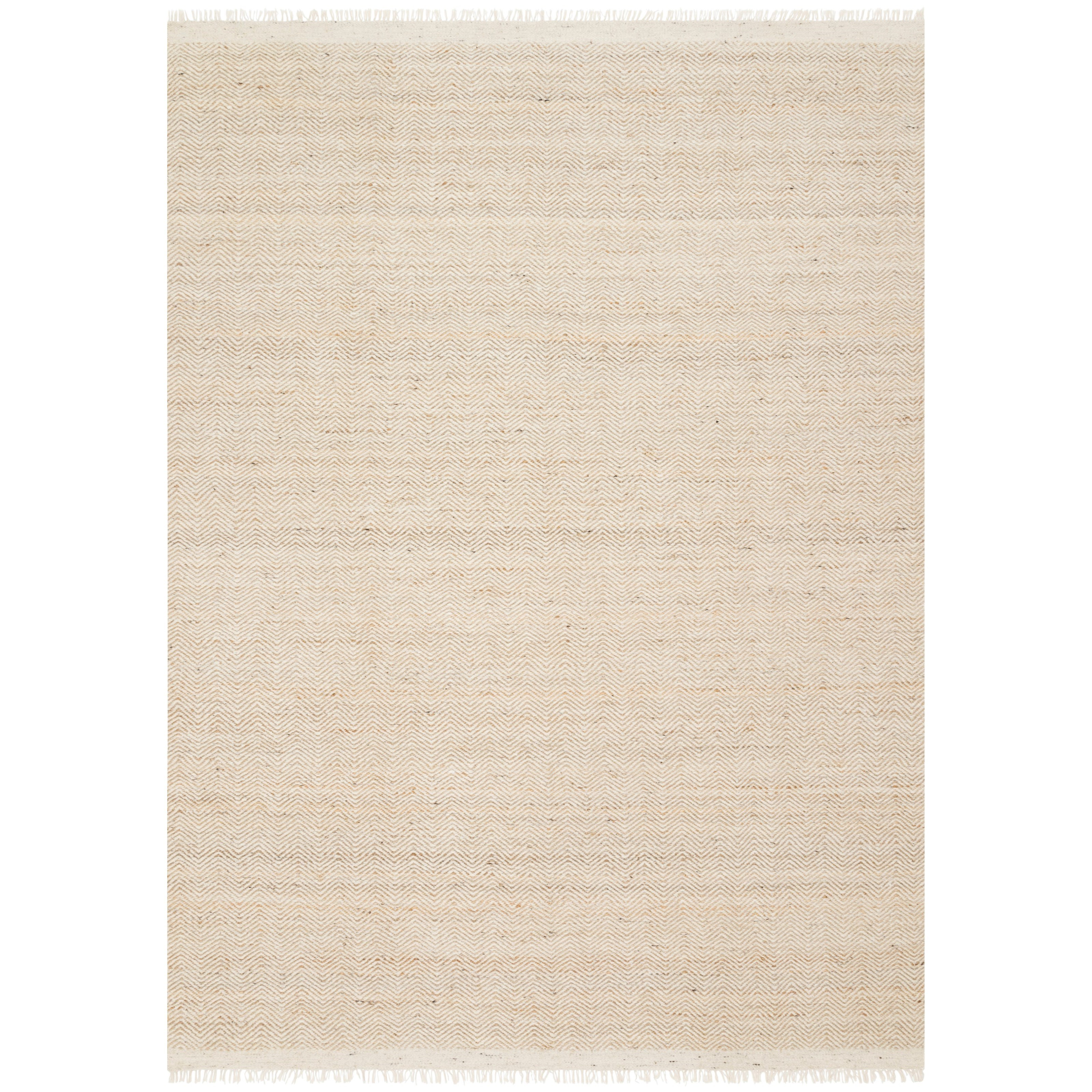 """Omen 9'3"""" x 13' Natural Rug by Loloi Rugs at Virginia Furniture Market"""