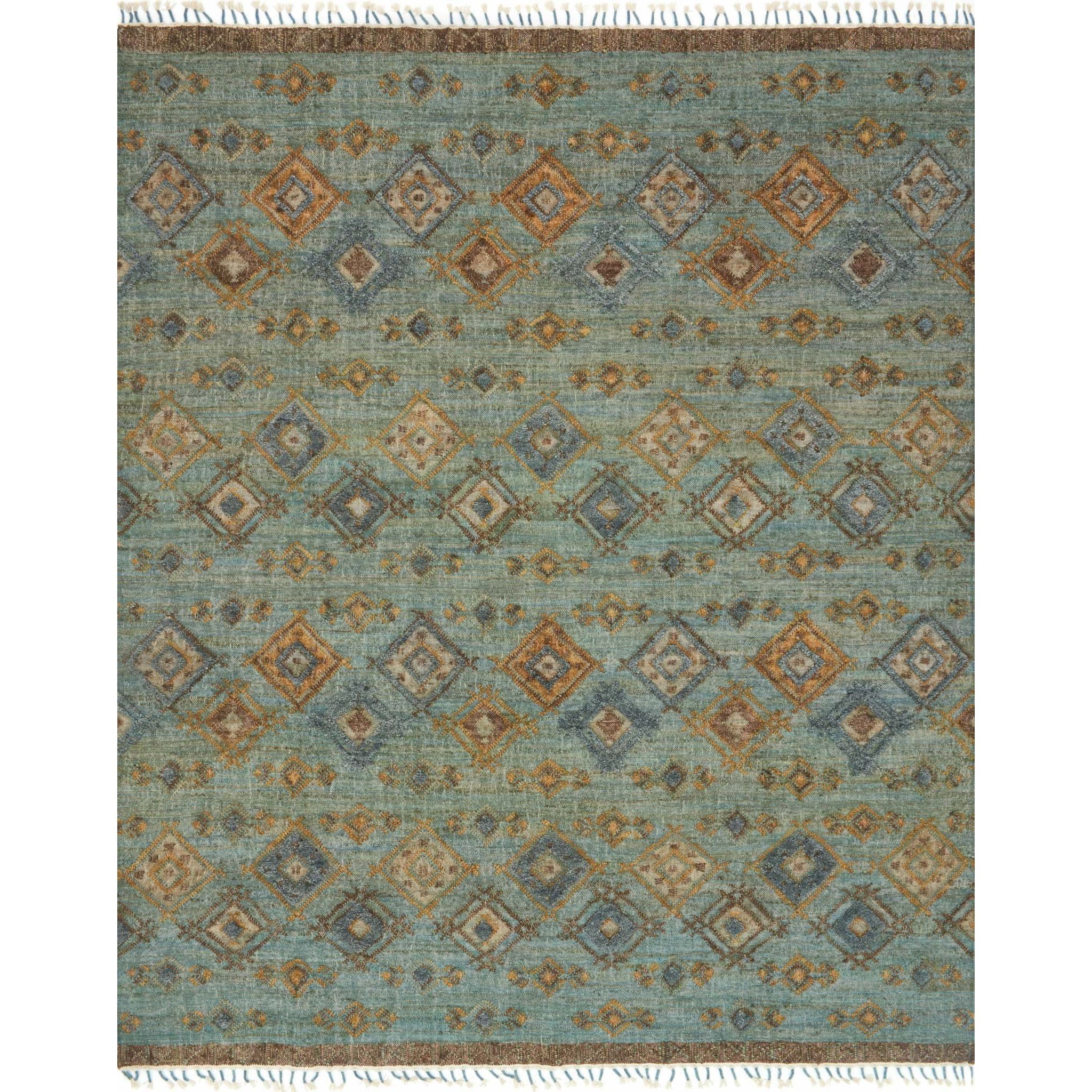 """Owen 5'-0"""" X 7'-6"""" Rug by Loloi Rugs at Virginia Furniture Market"""