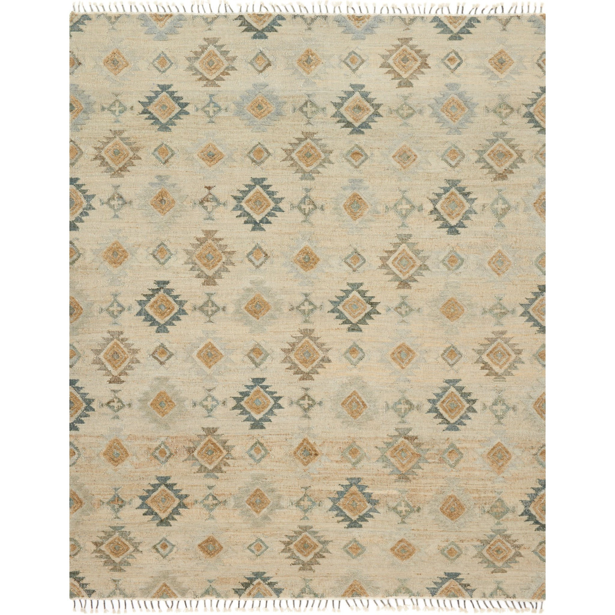 """Owen 7'-9"""" X 9'-9"""" Rug by Loloi Rugs at Virginia Furniture Market"""