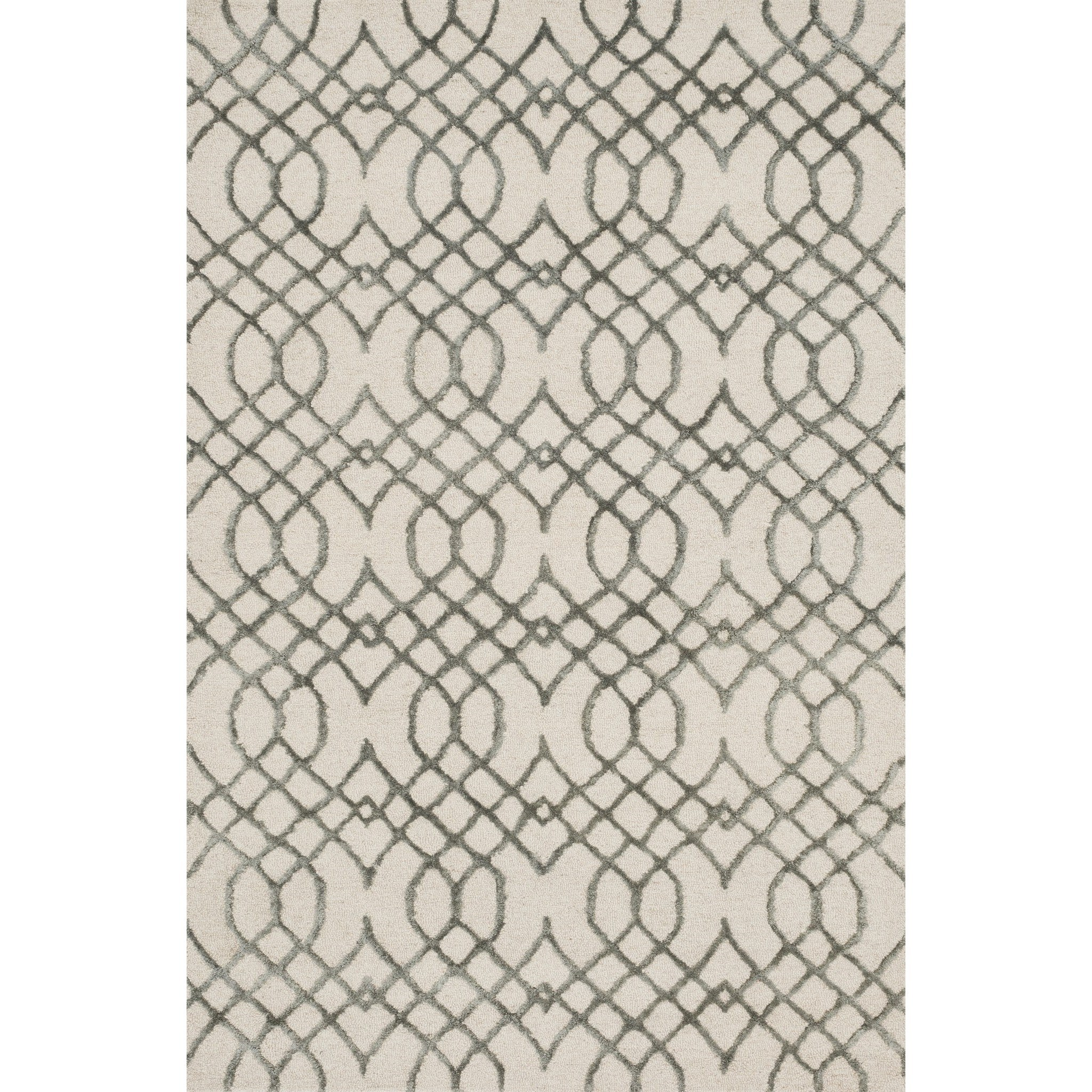 """Panache 3'-6"""" x 5'-6"""" Area Rug by Loloi Rugs at Sprintz Furniture"""