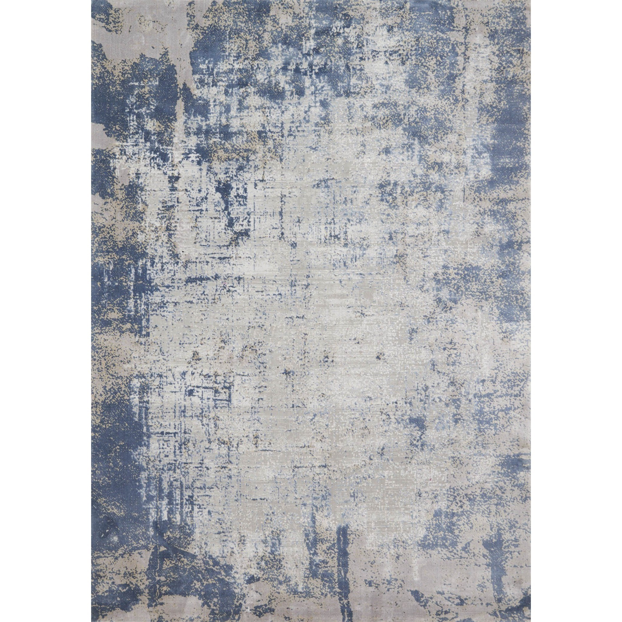 """Patina 7'-10"""" X 7'-10"""" Round Rug by Loloi Rugs at Virginia Furniture Market"""