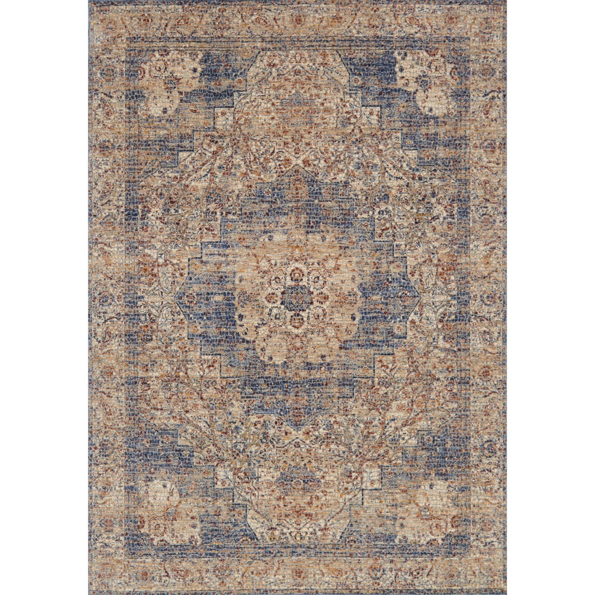 """Porcia 12'-0"""" x 15'-0"""" Area Rug by Loloi Rugs at Virginia Furniture Market"""