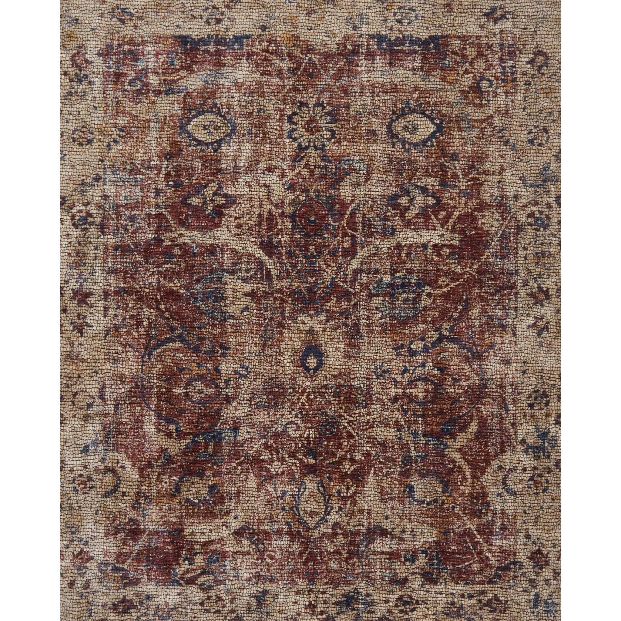 """Porcia 9'-6"""" X 9'-6"""" Round Rug by Loloi Rugs at Virginia Furniture Market"""