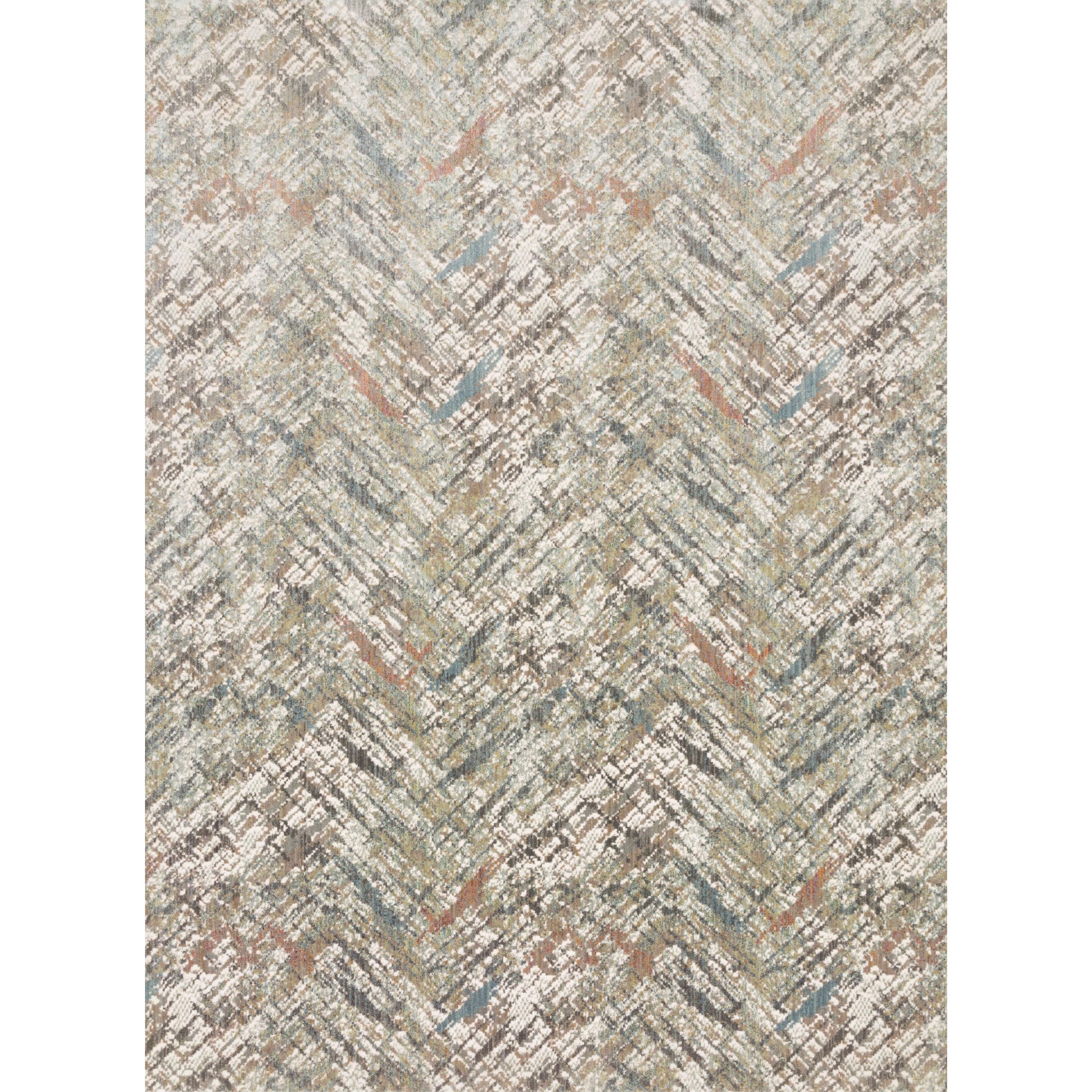 "Reid 11'6"" x 15' Morning Mist Rug by Loloi Rugs at Virginia Furniture Market"