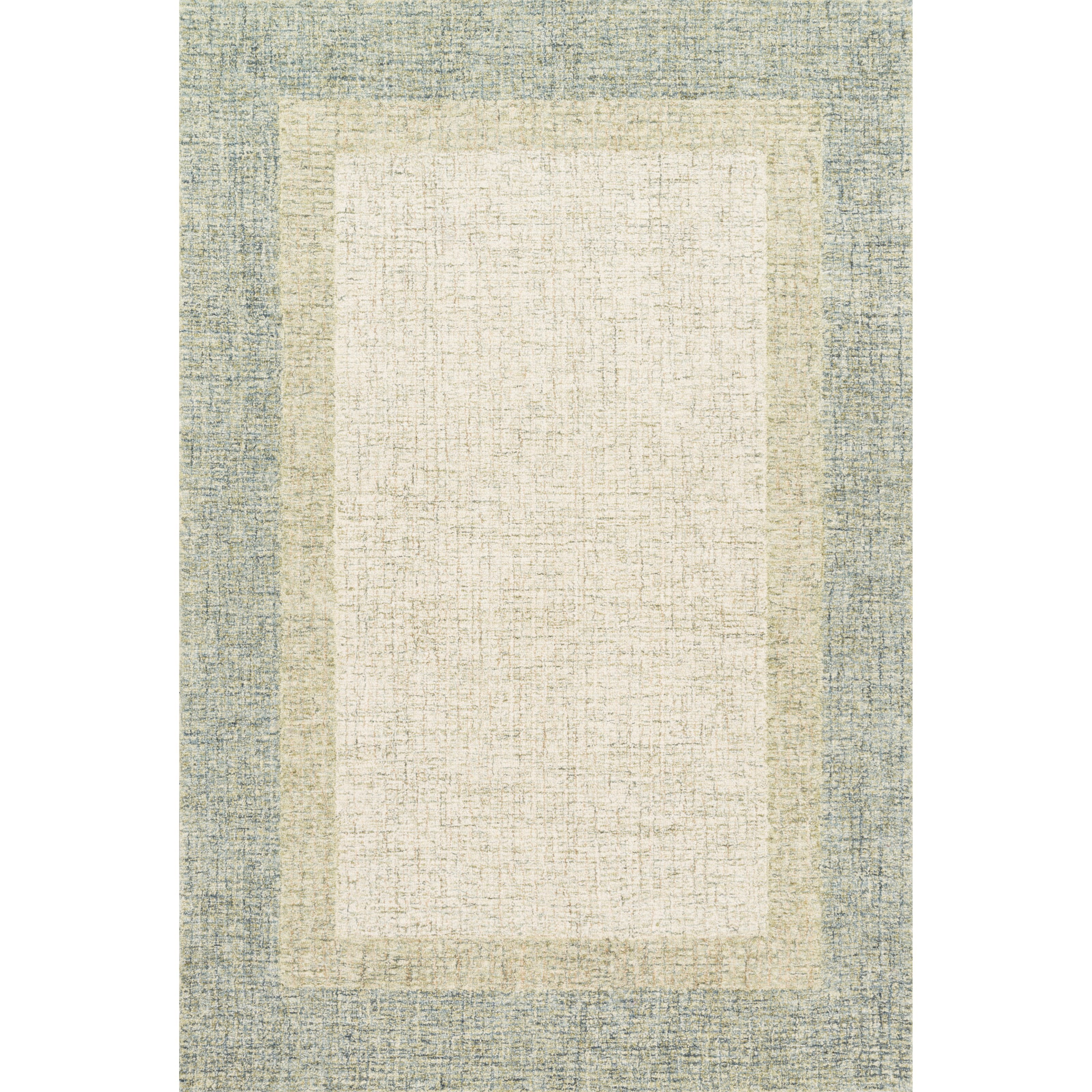 """Rosina 3'6"""" x 5'6"""" Olive Rug by Loloi Rugs at Virginia Furniture Market"""