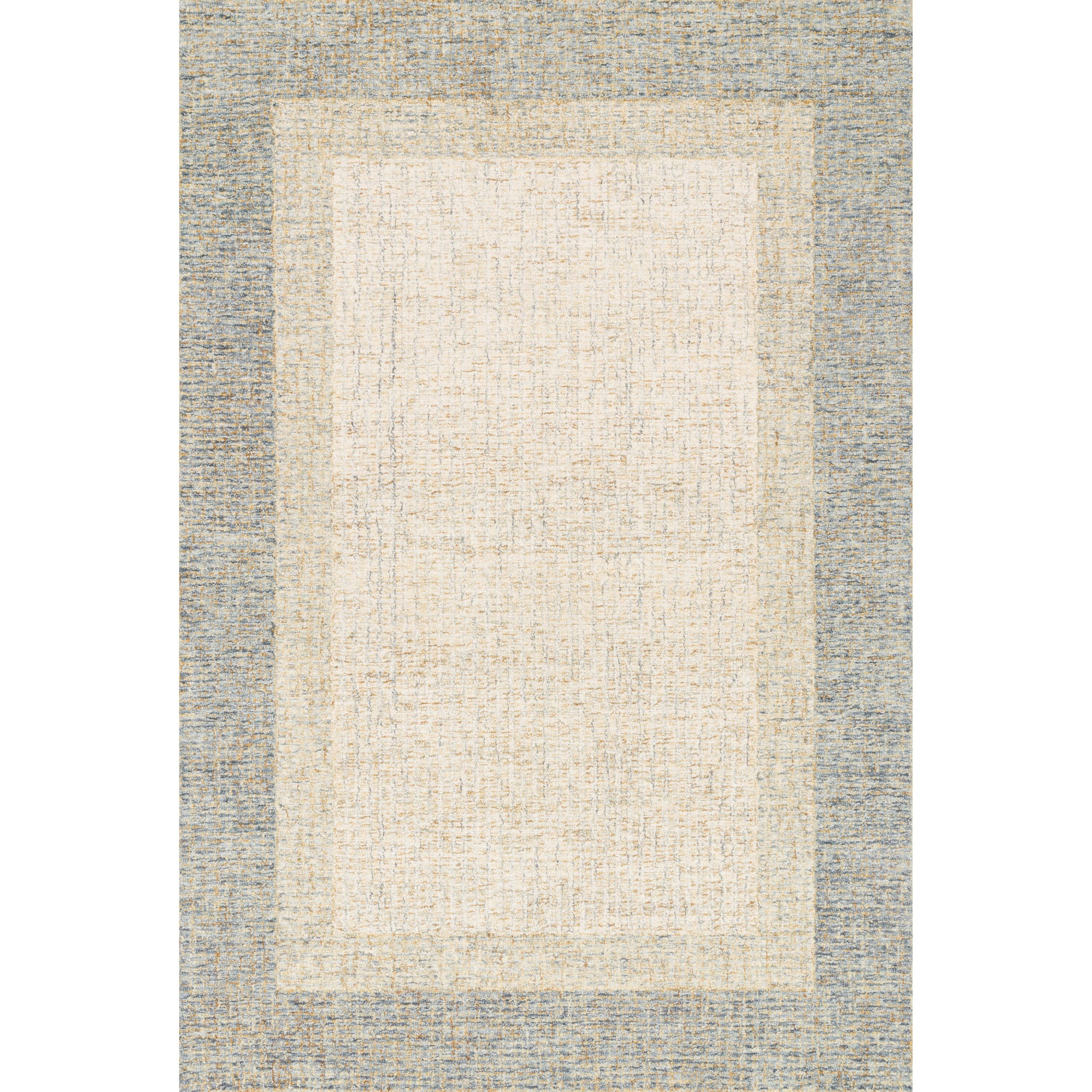"""Rosina 7'9"""" x 9'9"""" Sand Rug by Loloi Rugs at Virginia Furniture Market"""