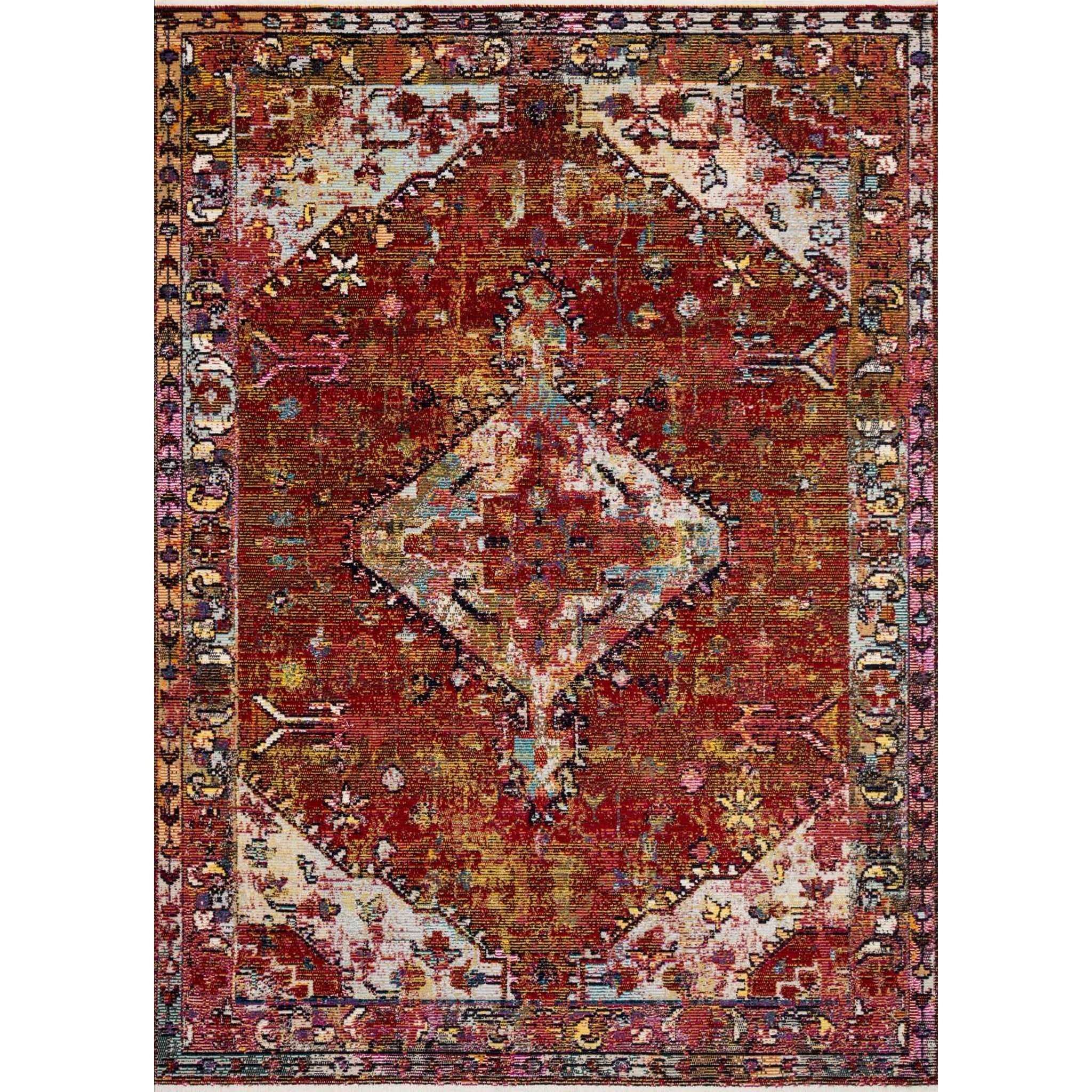 "Silvia  5'-0"" x 7'-6"" Rug by Loloi Rugs at Sprintz Furniture"