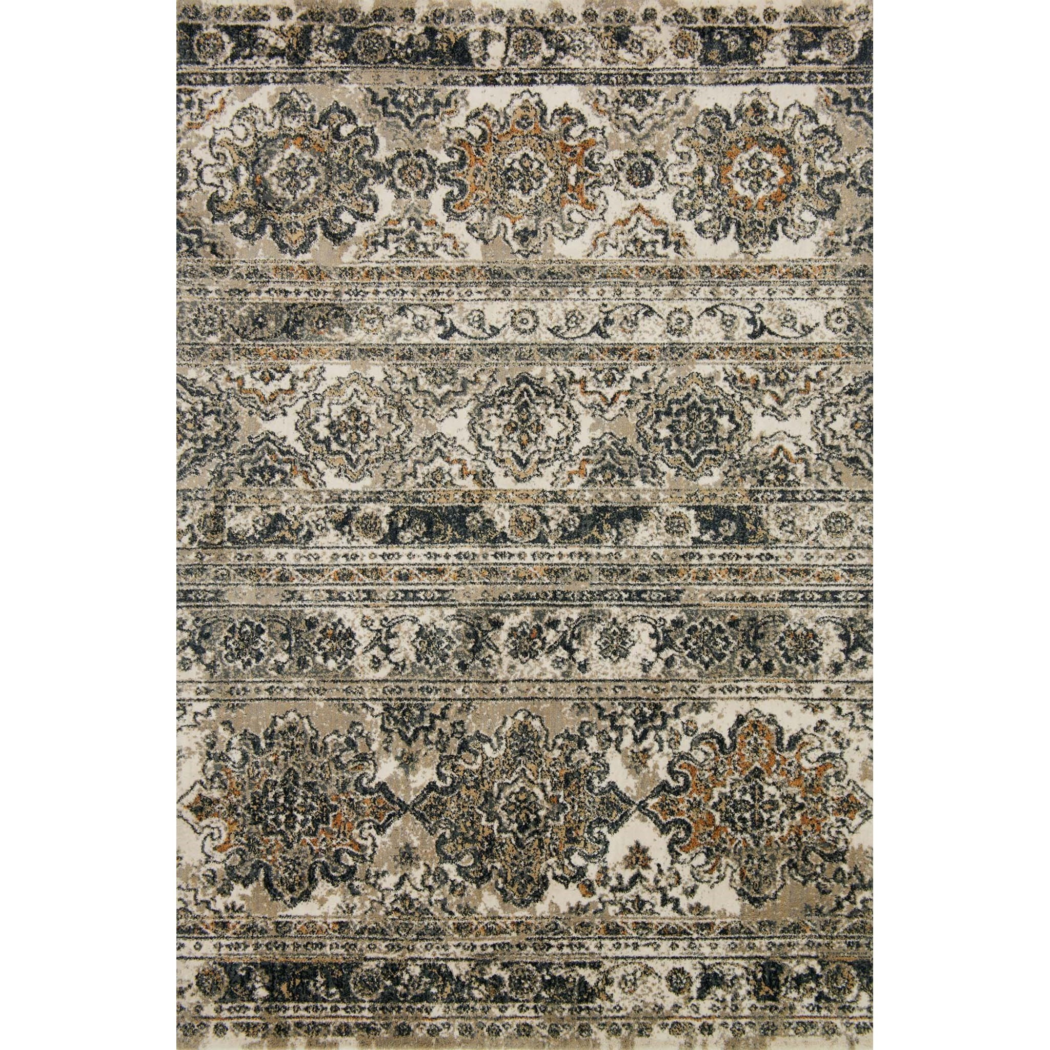 "Torrance 2'-7"" X 4' Rug by Loloi Rugs at Sprintz Furniture"