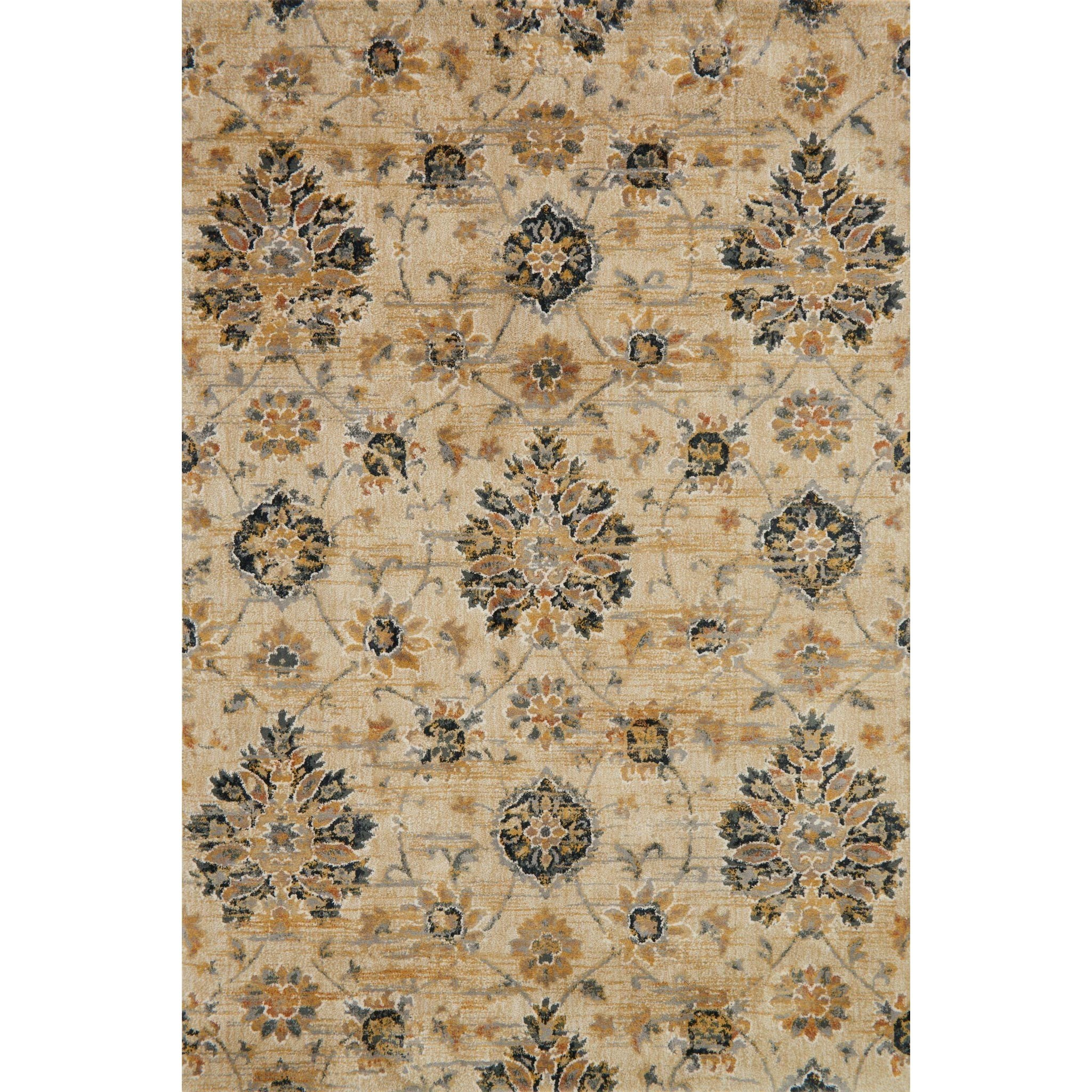 """Torrance 3'-9"""" X 5'-9"""" Rug by Loloi Rugs at Virginia Furniture Market"""