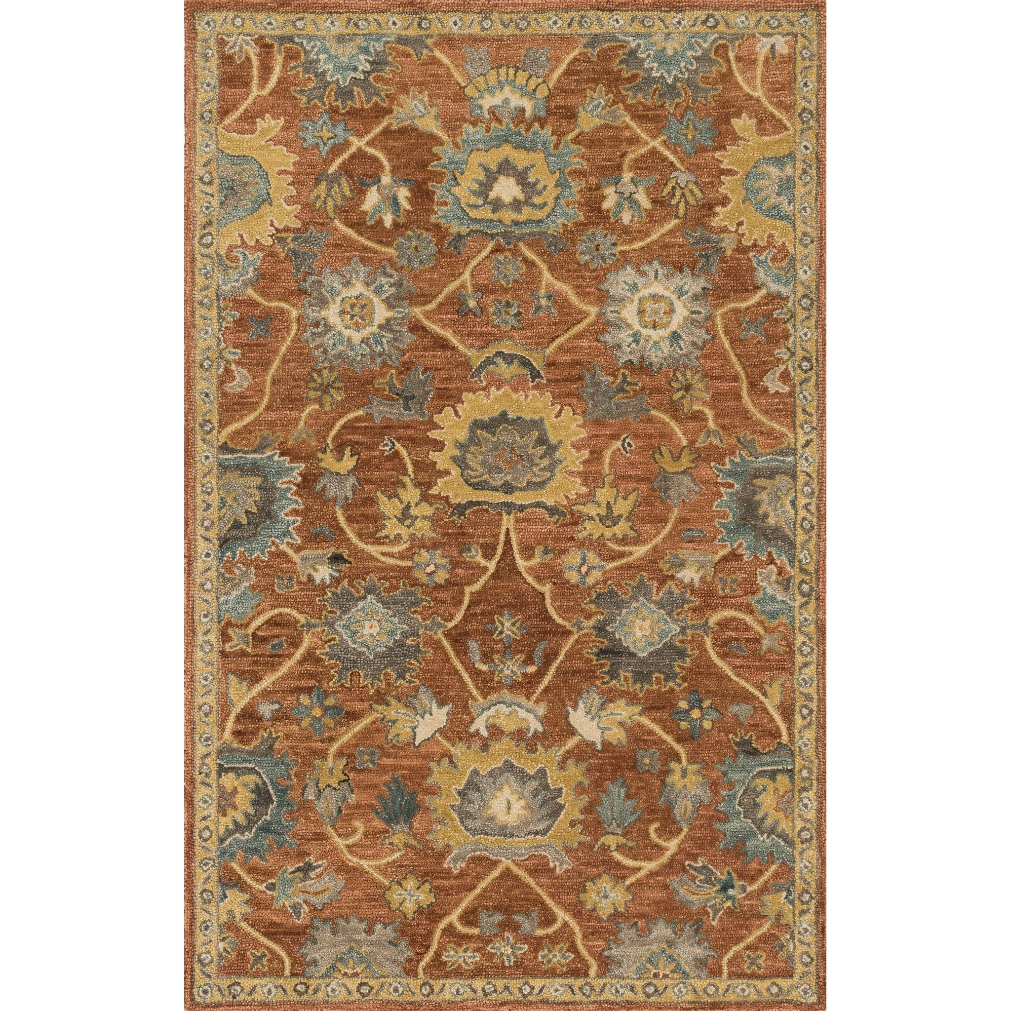 """Underwood 2'-6"""" X 7'-6"""" Rug by Loloi Rugs at Virginia Furniture Market"""