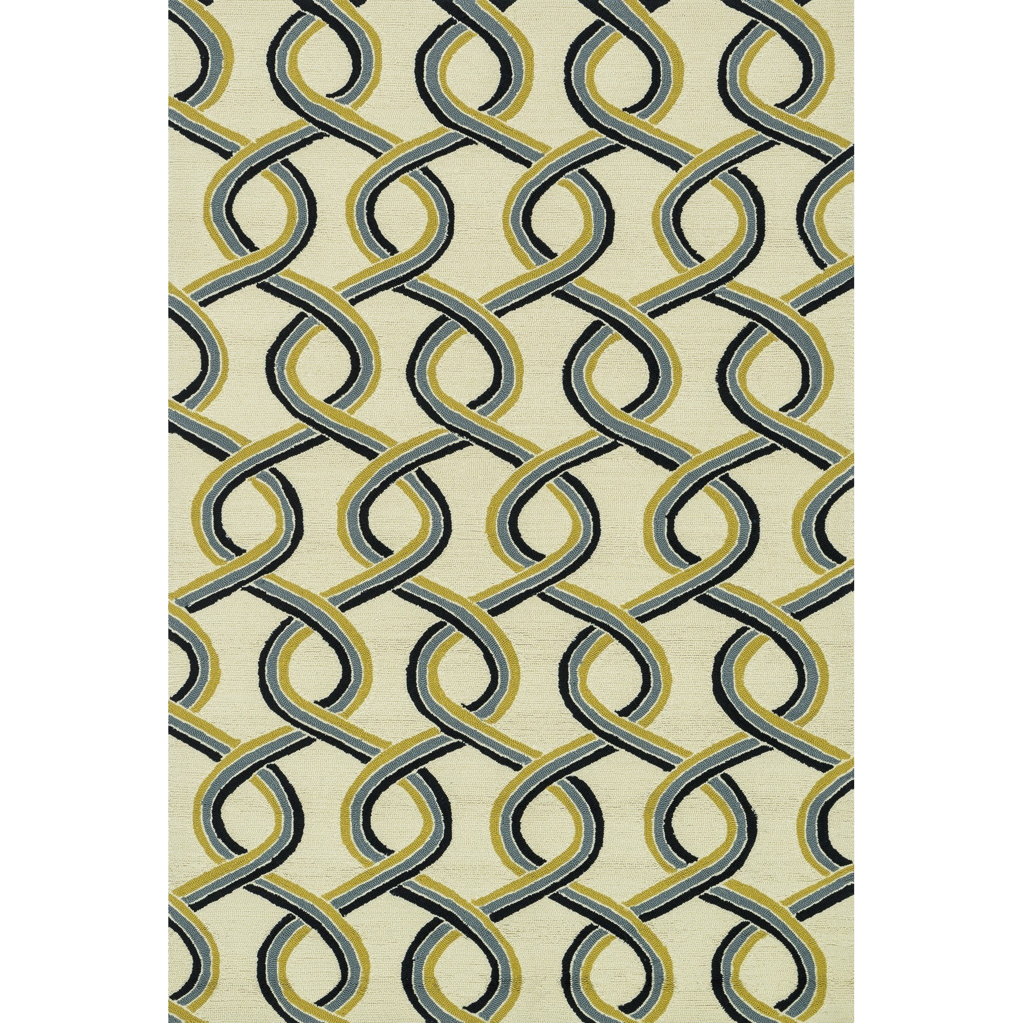 "Venice Beach 7'-6"" x 9'-6"" Area Rug by Loloi Rugs at Pedigo Furniture"