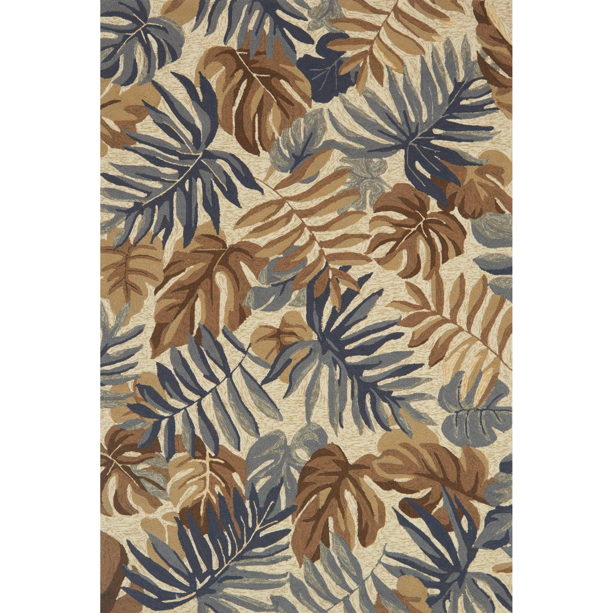 "Venice Beach 5'-0"" x 7'-6"" Area Rug by Loloi Rugs at Story & Lee Furniture"