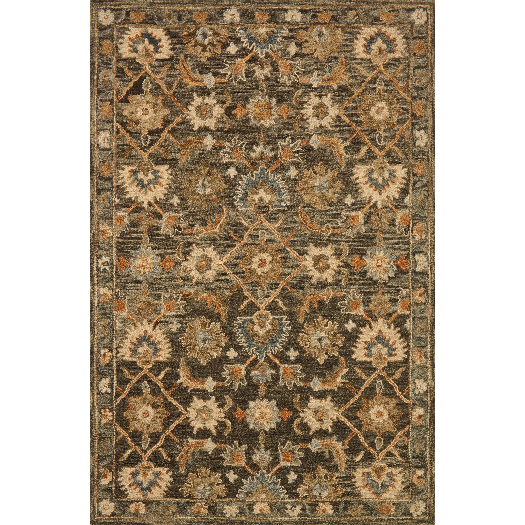 """Victoria 5'-0"""" X 7'-6"""" Rug by Loloi Rugs at Virginia Furniture Market"""