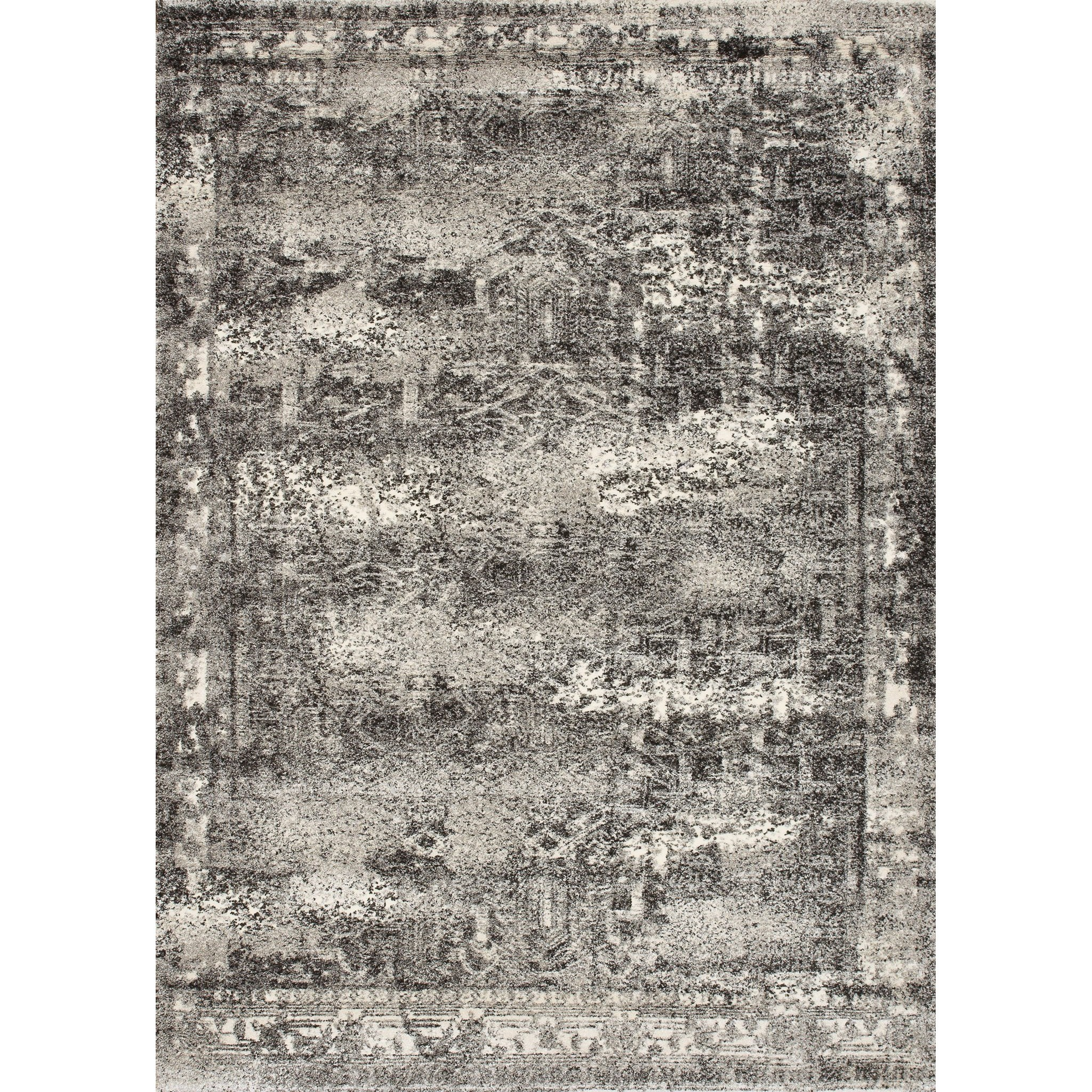 """Viera 3'-10"""" X 5'-7"""" Area Rug by Loloi Rugs at Virginia Furniture Market"""