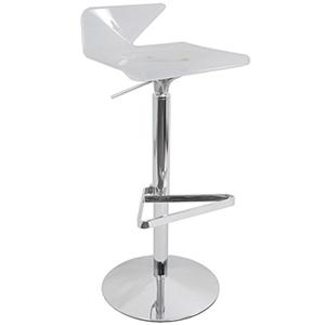 LumiSource Bar Tables and Stools  Vertex Barstool