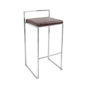 LumiSource Bar Tables and Stools  Fuji Stacker Barstool