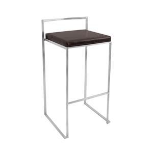 LumiSource Bar Tables and Stools  Fuji Stacker Barstool