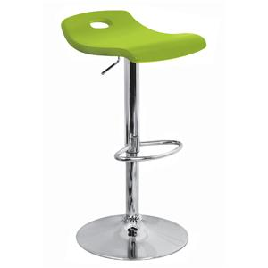 LumiSource Bar Tables and Stools  Surf Barstool Green