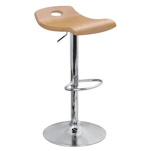 LumiSource Bar Tables and Stools  Surf Barstool Natural
