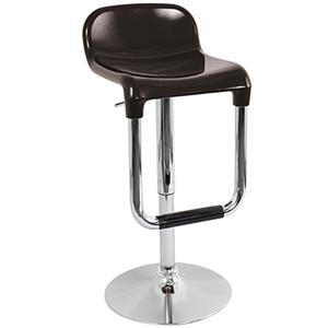 LumiSource Bar Tables and Stools  Black Taffy Barstool