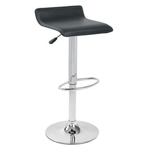 LumiSource Bar Tables and Stools  Ale Barstool Black