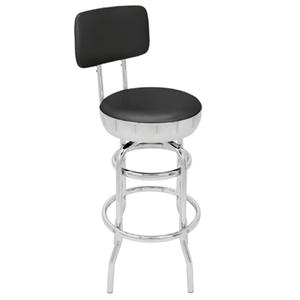 LumiSource Bar Tables and Stools  Americana Diner Stool