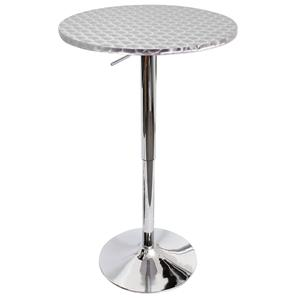 LumiSource Bar Tables and Stools  Bistro Bar Table