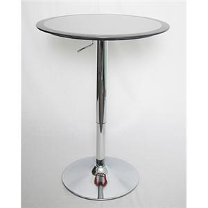 LumiSource Bar Tables and Stools  Ribbon Bar Table