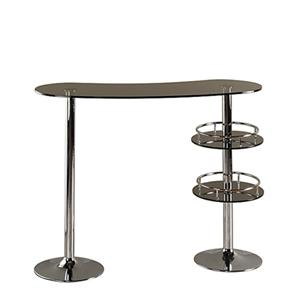 LumiSource Bar Tables and Stools  Retro Bar Table