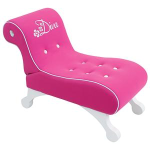 LumiSource Kids and Teen Furniture Diva Chaise