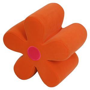 LumiSource Kids and Teen Furniture Flower Ottoman