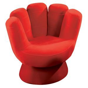 LumiSource Kids and Teen Furniture Mini Mitt Chair