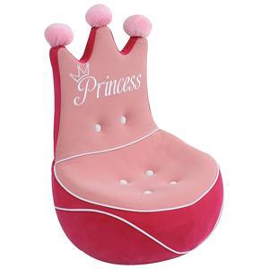 LumiSource Kids and Teen Furniture Princess Pod Chair