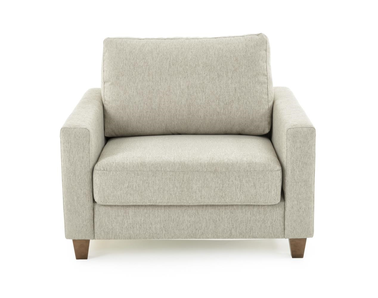 Nico Chair Sleeper Sofa by Luonto at Baer's Furniture