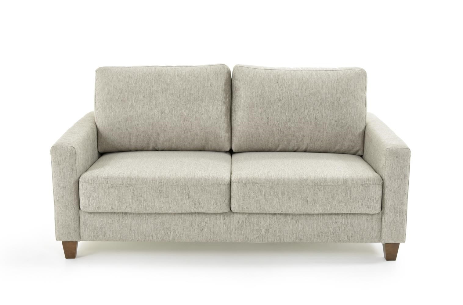 Contemporary Full Size Loveseat Sleeper
