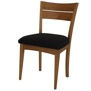 Lowell Side Chair with Tapered Legs