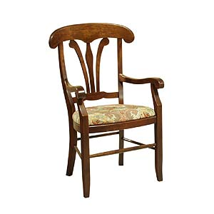 MacKenzie Dow English Pub English Manor Arm Chair
