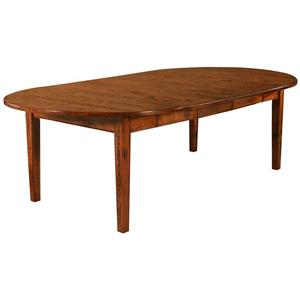"MacKenzie Dow English Pub 60"" Dropleaf Extension Table"