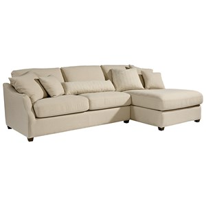 Sofa Chaise with RAF Chaise