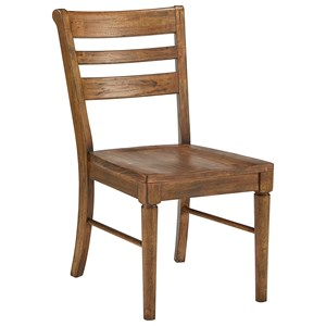Magnolia Home by Joanna Gaines Primitive Dining Side Chair