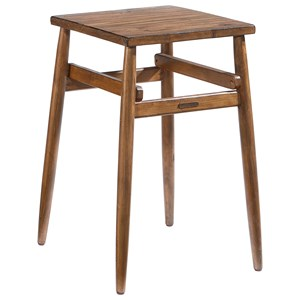 Magnolia Home by Joanna Gaines Primitive Lamp Table