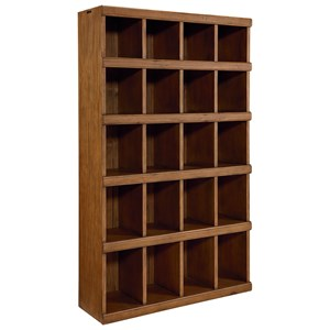 Youth Classroom Open Bookcase