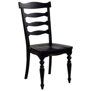 Ellis Ladder Back Side Chair